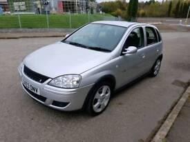 2004 Vauxhall Corsa 1.4 SRI Ford fiesta vw golf mini seat Ibiza Leon toyota yaris Nissan micra