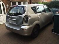 Toyota Corolla Verso 2005 2006 2007 2008 2009 breaking for spares