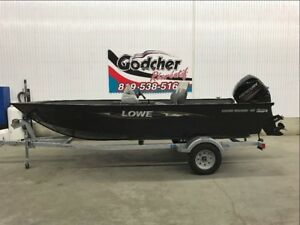 2015 Lowe Boats Fishing machine 160