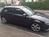 2008 AUDI 2.0 TDI S-LINE,FULL LEATHER SPEC! 1 OWNER FROM NEW