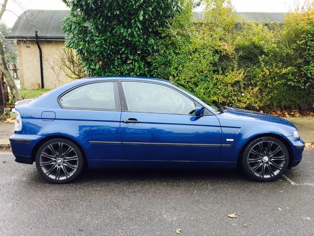 BMW 3 Series 318ti SE Compact,Full Service History,Hpi Clear,18 inch