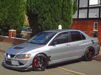 Immaculate MODIFIED 2005 Mitsubishi Lancer Evolution 8 420+BHP, Evo 9 Spec,JDM weekend Toy,show car