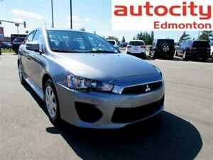 2017 Mitsubishi Lancer ES Automatic Bluetooth Heated Seats