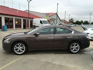 2014 Nissan Maxima 3.5 SV/NAVI/PANO ROOF/BACKUP CAM/VENTED SEAT