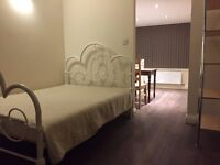DOUBLE ROOM WITH OWN EN-SUITE FOR SINGLE OCCUPANCY ALL BILLS INCL