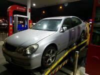 Lexus gs300, NON RUNNER £250 NO OFFERS