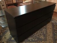 Ikea 6 chest of drawers