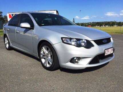 2008 Ford Falcon XR6 FG Auto 12 MONTH WARRANTY Underwood Logan Area Preview