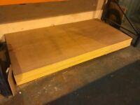 Plywood sheeting