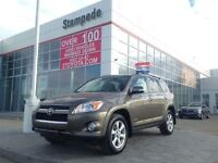 2012 Toyota RAV4 Limited w/Leather and Navigation