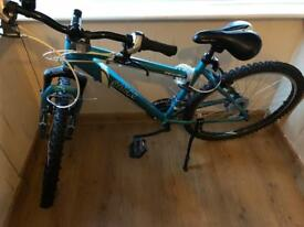 Woman's Apollo Entice Mountain Bike