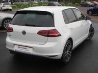 Volkswagen Golf GTD DSG (white) 2015-06-19