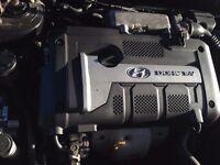 hyundai coupe 2.0 engine 2004 68000 miles