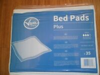 VIVA MEDI BED PADS - Plus - 60 x 90cm (1500ml) Pack of 35