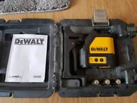 Dewalt laser immaculate condition