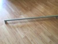Ikea hanging rails x 2