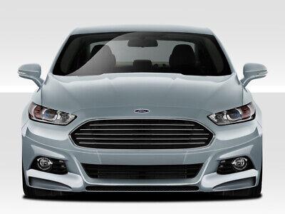 13-18 Ford Fusion Racer Duraflex Front Bumper Lip Body Kit!!! 109333