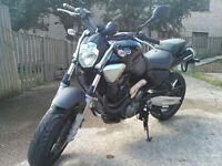 YAMAHA MT03 MT 03 MT-03 600 650 16790miles Streetfighter A2 licence FULL MOT