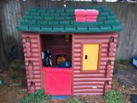 Little Tikes Log Cabin Playhouse