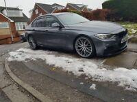 BMW 3 Series 3.0 335d M Sport Sport Auto xDrive (s/s) 4dr