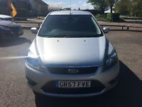 2008 57 FORD FOCUS 1.8TDCi ( 115ps ) TITANIUM 5DR HATCH - FULL SERVICE HISTORY - PRIVACY GLASS