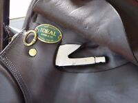 """Ideal saddle Brown 18"""" wide"""
