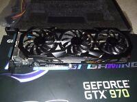 Gigabyte GTX 970 G1 Gaming !Warranty!