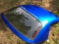 Hard top MG TF Ice Blue