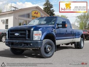 2008 Ford F-350 FX4 King Ranch,FX4 Package,Dually 4X4,Diesel