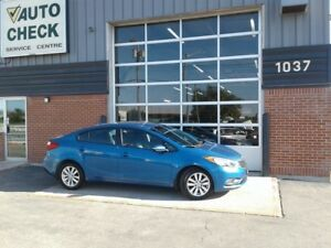 2015 Kia Forte Clean Carproof, BC car, blue tooth, USB port