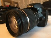 Nikon 3200 starter kit for sale