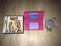 Nintendo dsi Pink *With 3 games and charger*
