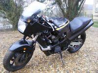 Kawasaki GPZ400R 600 engine fitted