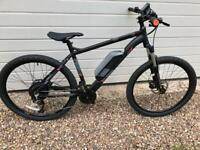 Brand new latest 2020 model Electric Bike Carrera Vulcan Ebike hydraulic brakes commute/leisure