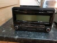 Mk6 vw golf audi stereo