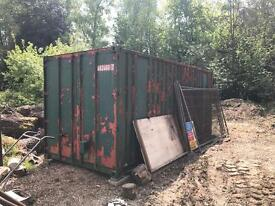Cheap storage container 20ft shipping container