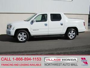 2014 Honda Ridgeline Touring 4WD | No Accidents | Local