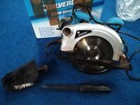 Silverline Circular Saw 1200W, 185mm