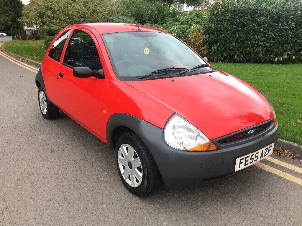Ford KA 1.3 55 Plate (45K, 1 Lady Owner, FULL S/HISTORY & MOT OCT 2018)