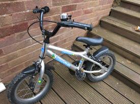 Dawes Blowfish - childs bike 14 inch wheels