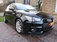 2013 Audi A1 1.6 TDI Sport 3dr Manual - Full Audi Service History - Low Mileage - Warranty Included