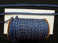 FLANGED PIPING CORD- 50 pence A YARD