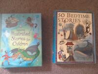 Disney story books and bedtimes story collections