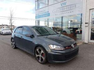 2015 Volkswagen GTI PERFORMANCE GOLF GTI PERFORMANCE, CUIR, TOIT