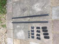 Roof bars and fitting kit