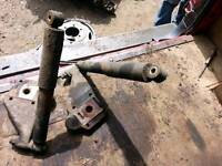 Iveco Daily rear shock absorber