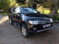 2012 (12) Mitsubishi L200 Double Cab Pickup No-VAT