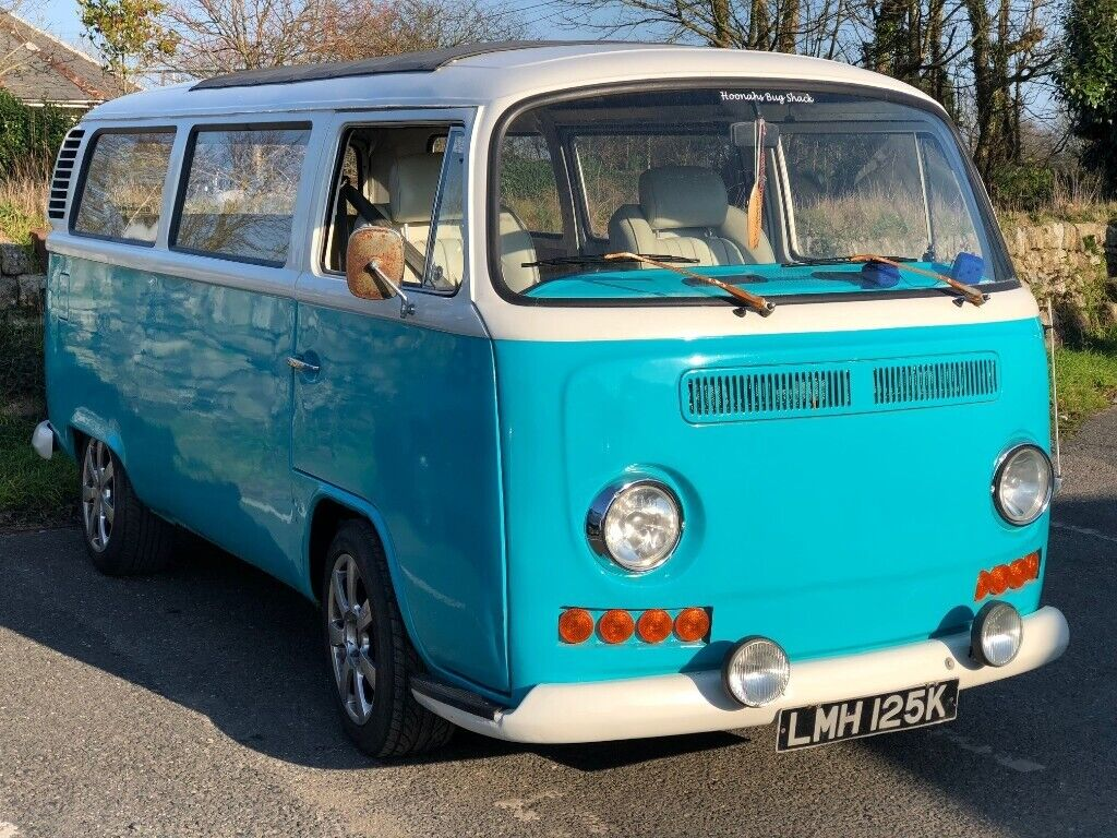 1972 VW T2 Camper 1 6 Air cooled Volkswagen CamperVan - Unfinished Project  With Brand New Engine | in Penryn, Cornwall | Gumtree