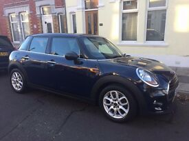 MINI Hatch 1.5 One D 5dr [Pepper Pack] Manual 25,000 miles, Full MINI SH, £0 tax, MOT due Dec 2017