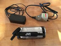 JVC Everio GZ-HM445SAG HD Camcorder - Great Condition